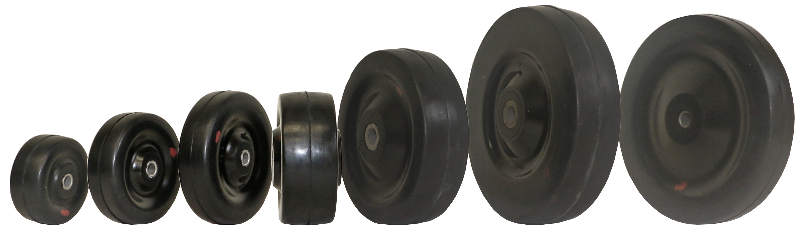 Plastiglide Conductive Wheels Group